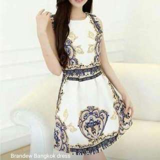 brandnew Bangkok Dress