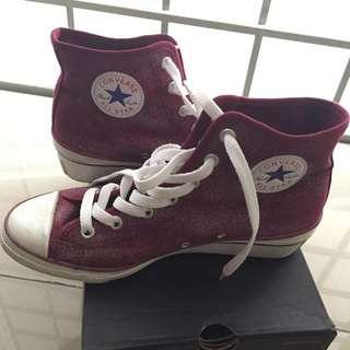 Converse Original Chucks Hi-ness Hi Ox Heart