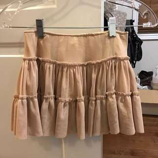 Mini Chiffon Skirt Xs