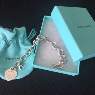 RETURN TO TIFFANY™ HEART TAG BRACELET