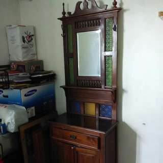 Solid Teak Wood Cabinet