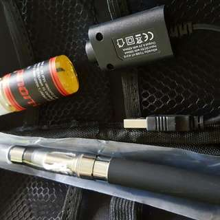 E Scape Electronic Cigarette & Oil