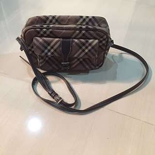 Authentic Burberry Blue Label Sling Bag