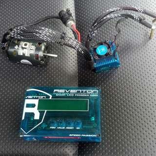 Speed Passion Raventon Pro ESC Combo 10.5T