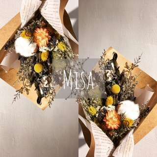 乾燥花束  客製化
