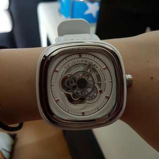 SevenFriday P Series In White