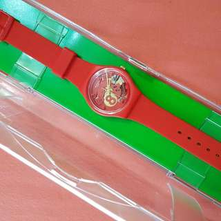 Eight For Luck SWATCH watch