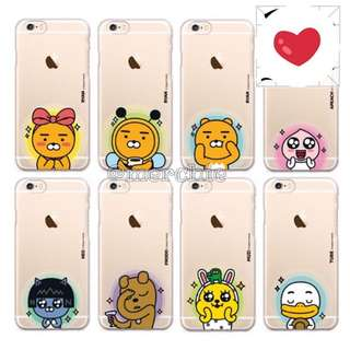 (PO) Kakao Friends iPhone Cover