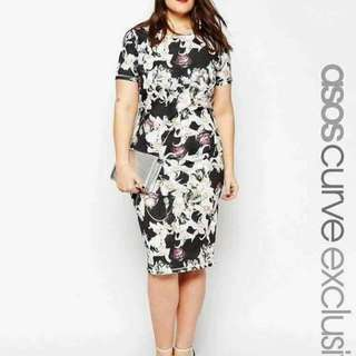 Plus Size Dress(LMC,)@410