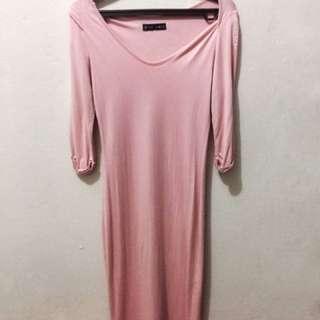 Ori Pink Dress (X) S.M.L