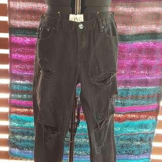 One Teaspoon Black Jeans
