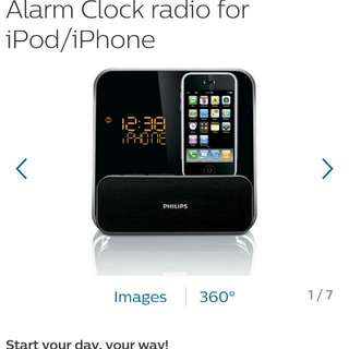 Philips DC315 iPod Docking Station