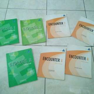LIA English Book - 8 pcs - Take All