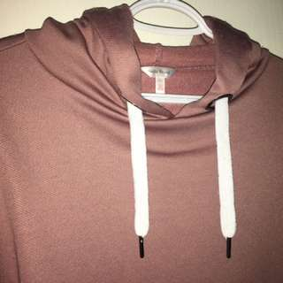Mauve Pink Sweater