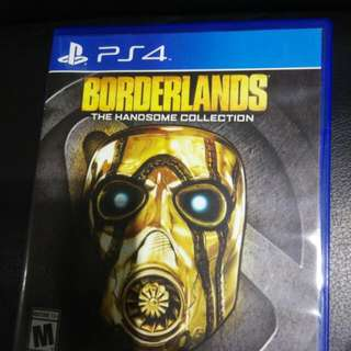 Selling PS4 Borderland The Handsome Collection