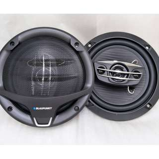 Blaupunkt 4-Way Quadaxial car Speaker