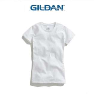Gildan素t#轉轉來交換#一百元上衣#百元全新女裝