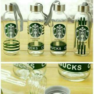 BOTOL MINUM TUMBLER STARBUCKS COFFEE 300ml