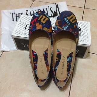 Flatshoes The Sandal's