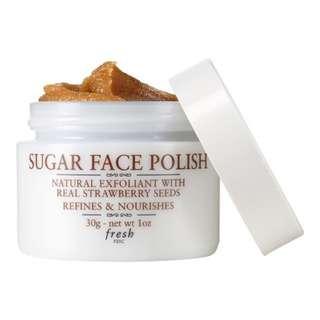 LNIB Sugar Face Polish