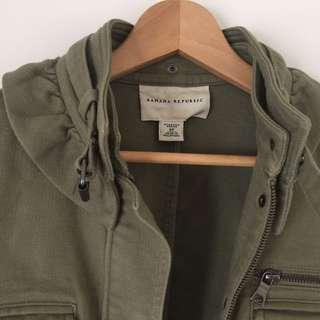 BANANA REPUBLIC - Jacket - Size 8P (America)