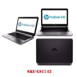 📌SALES @$450!! i5 4th Gen with 500GB HDD!! Used HP ProBook 430 Laptop!!