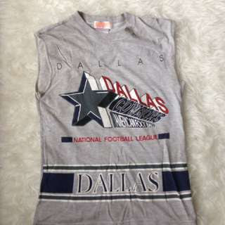 Kaos Tangan Buntung Dallas