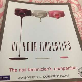 At Your Fingertips Beauty Text Book