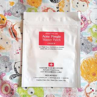 🍁코스알엑스 COSRX Acne Pimple Master Patch