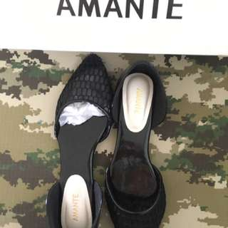 Pre Loved Amante Flat Shoes