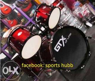GTX Drum Set Limited Stocks
