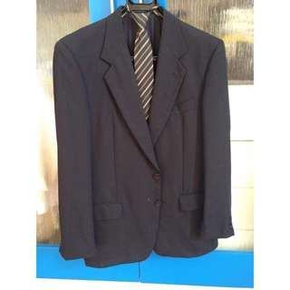Coat and Tie For Rent