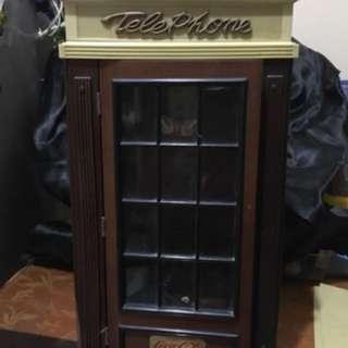 Coca Cola Phone Booth