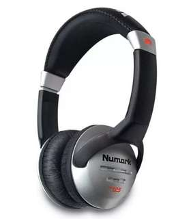 Numark HF125 Professional DJ Over the Ear Head Headphone