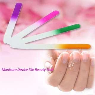 Crystal Glass Nail Shiner