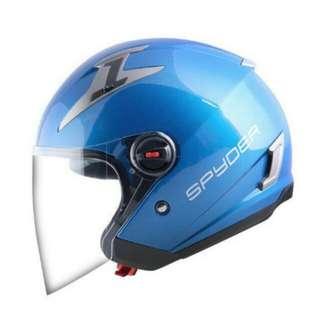(SPYDER GRID) Helmet-L Half-Face (Re-priced)