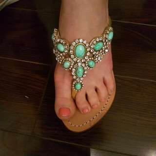 Mystique Designer Sandals
