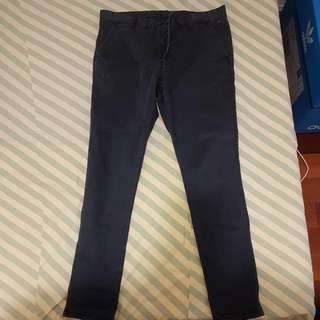 Navy Industrie Chinos