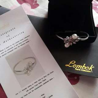 BU - Nego aja sist..😊 Bracelet Pearls Authentic LOMBOK