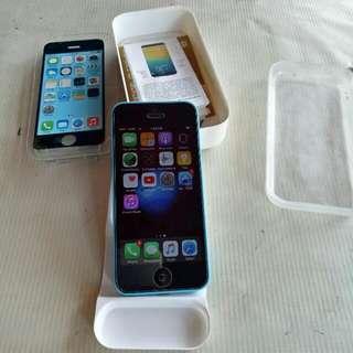 Iphone 5c Siap Pakai