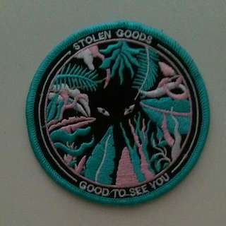 Stolen Goods Patch