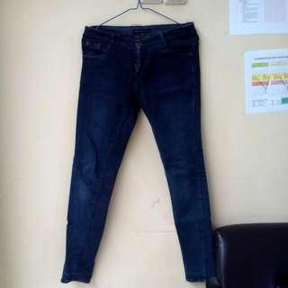 Celana Jeans Size m