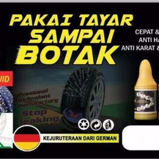 Tire Sealant 3R Magic Tyre Liquid Tayar Bocor