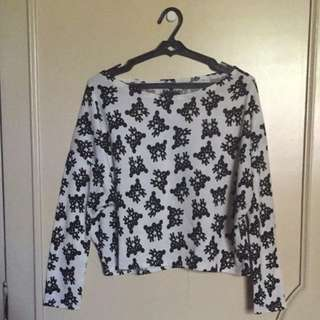 Unbranded Printed Sweater