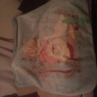 Fuzzy Warm Baby Blanket