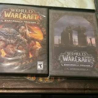 World Of Warcraft Warlords Of Draenor Collectors Edition