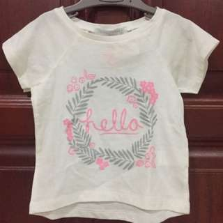 New With Tag Tshirt Gingersnap
