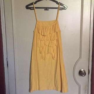 Unbranded Yellow Sundress