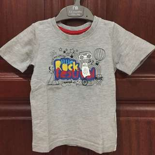 Preloved Mothercare Tshirt