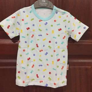 Preloved Velvet Tshirt